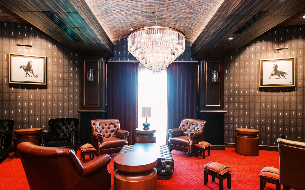 Millionaires Row – Churchill Downs, Inc.